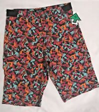 NWT LRG GEANS Mens Multi Color Shorts-Size 32-Cotton-MSRP $59