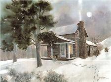 The Last Leave Home Print, Doug Adams Limited Edition S&N (Jesse Stuart)