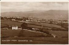 Honiton from Axminster Road unused RP old pc RA Series