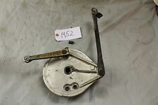 1983 HONDA GL650 INTERSTATE SILVERWING DRUM BRAKE ASSEMBLY WITH SHOES