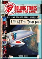 THE ROLLING STONES - FROM THE VAULT-LIVE AT THE TOKYO DOME 1990 2 DVD + CD NEUF