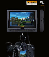 """7"""" MONITOR LILLIPUT MODELLO 5D II/O HDMI PER VIDEO CON REFLEX DIGITALI"""