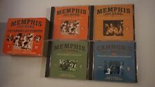 MEMPHIS JUG BAND - MEMPHIS JUG BAND WITH GUS CANNON'S JUG STOMPERS CD