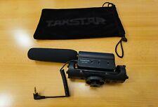 TAKSTAR SGC-598Interview-Mikrofon für Kamera/DV-Camcorder Neuwertiger Zustand