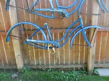 """1950S EARLY 60S  Vintage 24"""" Girl's Bicycle,SCHWINN GIRLS BICYCLE PARTS RESTORE"""