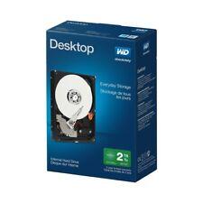 Western Digital Desktop everyday 2tb retail kit disco duro interno 8,9cm 3,5 pulgadas
