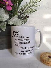 New! Mum Quote Mug. Gift Idea/ Valentines Day/ Mothers Day/ Birthday