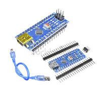 1/2/5/10x 5V 16M Nano V3.0 ATmega328 Mini USB Micro-controller CH340 For Arduino