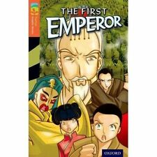 Oxford Reading Tree Treetops Graphic Novels: Level 13: The First Emperor by...