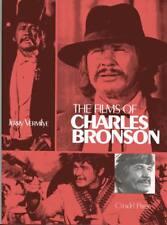 The Films of CHARLES BRONSON 1980 Citadel Press Large Hardcover