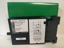 NEW IN BOX! M-SYSTEMS 100/240V AC UNIVERSAL TRANSMITTER M2XU-R9Z1-M2/N-X
