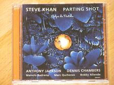Steve Khan - Parting Shot - Dennis Chambers Manolo Badrena Anthony Jackson - Neu