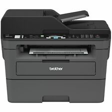 Brother MFC-L2710DW Monochrome Compact Laser All-in-One Printer (mfcl2710dw)