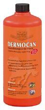 Pferdeshampoo Dermocan 1000ml Pferdepflege Fellpflege Pferd Shampoo Arganöl