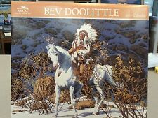 BEV DOOLITTLE 2017 CALENDAR MINT 12 ART PRINTS EAGLE HEART HIDE AND SEEK SPRING