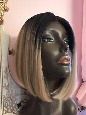 MLF217 LYNA SLEEK - BOBBI BOSS Premium Synthetic Lace Front Wig YARA series
