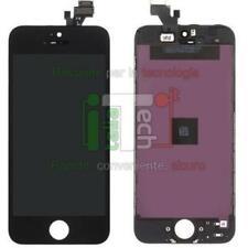 ORIGINALE TOUCH SCREEN VETRO SCHERMO LCD FRAME Display iPhone 5 Nero