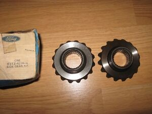 NOS 1983 84 85 86 FORD RANGER DIFFERENTIAL SIDE GEAR KIT E3TZ-4236-A F100 F150