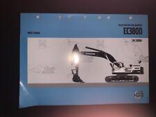 Volvo EC380D Parts Catalog *NEW* PUB74A9920592 SERIAL # 210001-UP