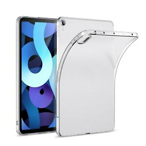 Slim Gel Shockproof Soft Clear Silicone TPU Cover  iPad 10.2 8th Generation 2020