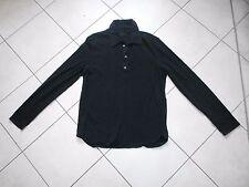 Polo noir homme Calvin Klein Jeans CK haut top noir
