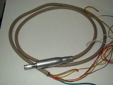 W&H Synea ADEC DENTAL ELECTRIC HANDPIECE LED Light with hose