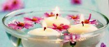 LED Bild Beleuchtet Leinwand 100x40cm Leuchtbild Love Kerzen