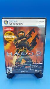 Halo 2 (PC DVD GAMES FOR WINDOWS VISTA) Microsoft 2007 Retro Game