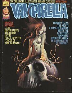 Vampirella # 39 - Color Dracula story VG/Fine Cond.