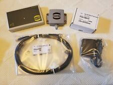 Harting Rfid System with Rf-R200 reader, Uhf antenna, power supply, and tags