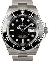 NEW Rolex Oyster 43mm Sea-Dweller Steel/Ceramic Box/Papers '19 126600