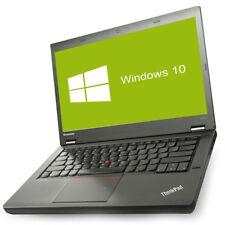 Lenovo ThinkPad T440p Notebook Intel Core i5-4300M 2x 2,6GHz 8GB RAM 240GB SSD