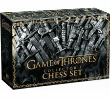 Game Of Thrones GOT Collector's Chess Set - Winter Is Here