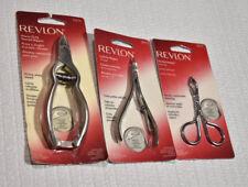 Revlon cuticle nipper, heavy duty nipper, tweeter, Value Package, LOT A5