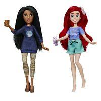 Disney Princess Ralph Breaks the Internet Movie Dolls Ariel & Pocahontas Dolls