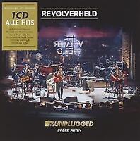 MTV Unplugged in drei Akten von Revolverheld (2016), Neu OVP, CD