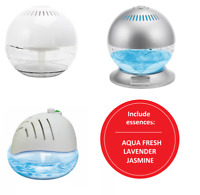 Colour Changing Fresh Air Globe Revitalizer Purifier Ioniser Humidifier Diffuser