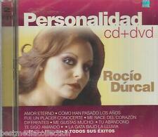 CD / DVD Rocio Durcal CD Personalidad 20 Tracks & 16 Videos BRAND NEW