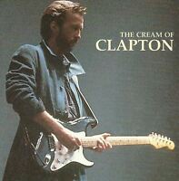ERIC CLAPTON the cream of (best/greatest hits) (CD compilation) blues rock 1994