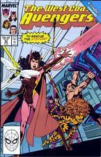 West Coast Avengers (1985-1994) #43