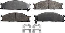 Disc Brake Pad Set-RWD Front Monroe FX333