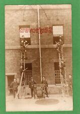 Borough Green Fire Brigade Sevenoaks RP pc used 1912 Ref H366