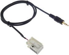 Peugeot/Citroen RD4 AUX entrada adaptador convertidor de interfaz de audio