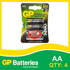 GP Lithium AA Battery card of 4  [CAMERAS, MEDICAL EQUIPMENT BATTERIES + OTHERS]