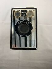 Vintage 1940's Empire 120 mm Film Box Camera