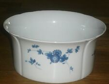 1 Schüssel  / Servierschüssel   19 cm   Arzberg  CORSO  Blaue Blumen