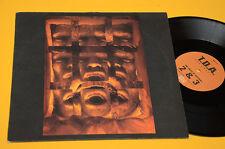 """TEST DEPT 12"""" THE FACES OF LIBERTÉ 1°ST ORIG 1985 EX"""