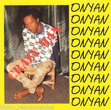 Crazy Man by ONYAN (CD, Ram Records) Reggae