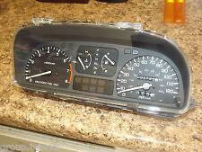 OEM USDM Honda Civic EF wagon shuttle AT rare dash instrument gauge cluster 95K!