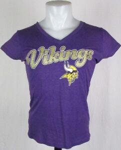 Minnesota Vikings NFL Women's Touch by Alyssa Milano T-Shirt